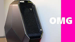 Alienware Gaming PC with 1080ti and i7-7820X and 512GB M.2