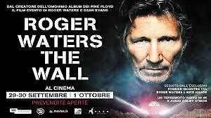 ROGER WATERS  REDS & 7TH 9TH. ROW FLOOR .MELLURE ROUGE& PARTERE