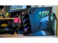 Msi aegis gaming PC gtx 1060 6gb