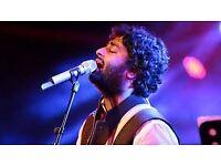 2 Arjit Singh Leeds Concert tickets for sale
