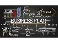Business plans, funding and investment advice