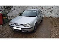 2003 (03) VW Golf TDI Diesel