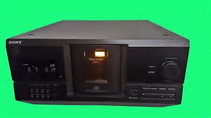 200 or 300 cd players