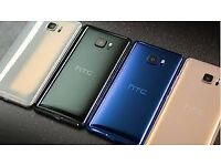 HTC U ULTRA UNLOCKED 64GB BRAND NEW BOXED SEALED COMES WITH TWO YEARS MANUFACTURING WARRANTY