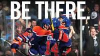Oilers Lower Bowl Seats! Less Than Ticketmaster! Sec 132 Row 5!