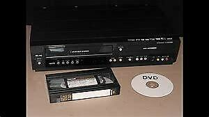 VHS TO DVDS