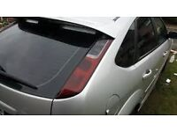 focus st genuine ford tinted rear lights 55-58 pre facelift