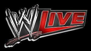 WWE LIVE ***LOWER BOWL***