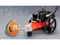 DR trimmer mower wheel strimmer