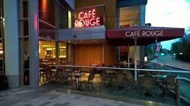 Commis Chef - Cafe Rouge - Newbury LOCATION: CAFE ROUGE - NEWBURY SALARY & BENEFITS COMPETITIVE