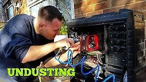 Computer/Electronic Cleaning and Undusting