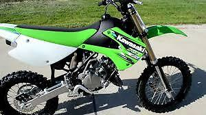 Looking for KX 80,85,100 parts or engine