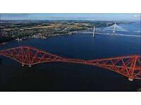 1x Ticket to top of The Forth Rail Bridge Saturday 23/9/17 at 7:40