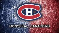 MONTREAL CANADIENS VS BUFFALO SABRES FEB 12