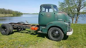 Wanted 1947-53 Chevrolet COE
