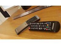 2015 SAMSUNG SMART & NORMAL REMOTES FOR JU MODEL TVS (SILVER OR BLACK OPTION)