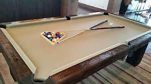 Complete Pool/ Billiard Table Service