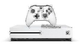 XBOX ONE S 500GB 1 CONTROLLER
