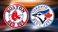 Boston Red Sox at Toronto Blue Jays
