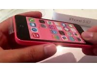 apple iphone 5c pink unlocked open o2 02 ee t mobile virgin tesco 3 vodafone any giff gaff