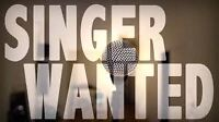 Wanted Singer and Bass Player