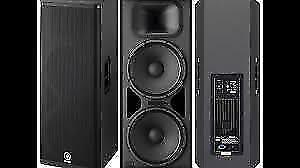 Yamaha DSR 215 (P.A . Speakers)