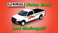 Down on your luck? Need a truck? UHAUL RENTALS! 613-929-2929.