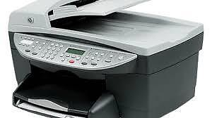HP 6110 All-In-One Printer, Copier, Scanner, Fax