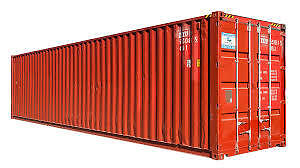Sea/Shipping Container