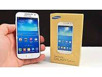 Samsung galaxy S4 mini 8gb factory unlocked excellent use condition boxed