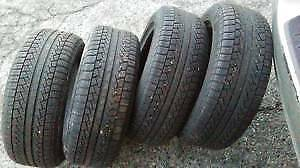 4 tires new car bought