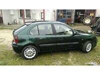 Rover 25 2001 (51), Manual Petrol, 70,000 m