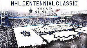 2017 Centennial Classic (Leafs v. Wings) Windsor Region Ontario image 1