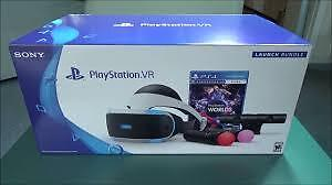 PS Virtual Reality bundle 499 obo
