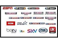 Live tv box 1000s channels movies sports 3pm open freeview box android box zgemma openbox hd Wi-Fi
