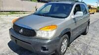 Student In NEED of CAR. - SELL/TRADE 2002 RENDEZVOUS