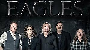 The Eagles Toronto July 17th