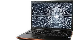 Looking for broken laptops and android cellphones