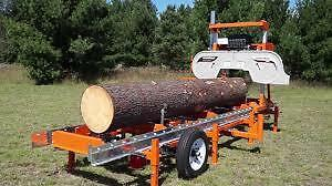 Wanted to purchase portable sawmill