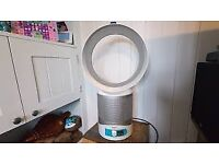Dyson DP04 Pure Cool Purifying Desk Fan- - Captures 99.95% of microscopic allergens and pollutants
