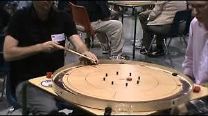 Free Crokinole instruction