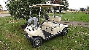 WANTED electric club cart