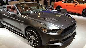 Wanted 2015 or newer Ford Mustang GT Convertible