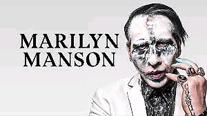 Selling 1 ticket to Marilyn Manson concert in Toronto Oct. 5