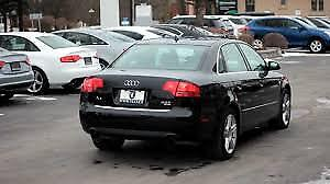 WANTED: AUDI A4