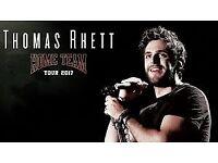 Thomas Rhett Waterfront Wed 15 nov Standing area
