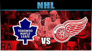 Maple Leafs vs Detroit Red Wings .....December 6th!