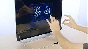 Leap Motion virtual reality