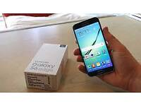 Brand new immaculate condition Samsung galaxy S6 edge 64gb & 32gb factory Unlocked boxed