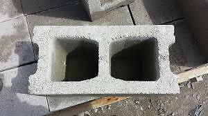 10 inch block $2.50ea in kinmount